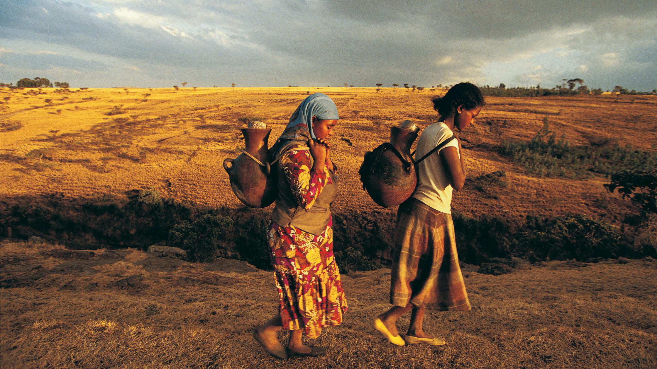Agua y migración: impacto de la crisis del agua en los flujos migratorios