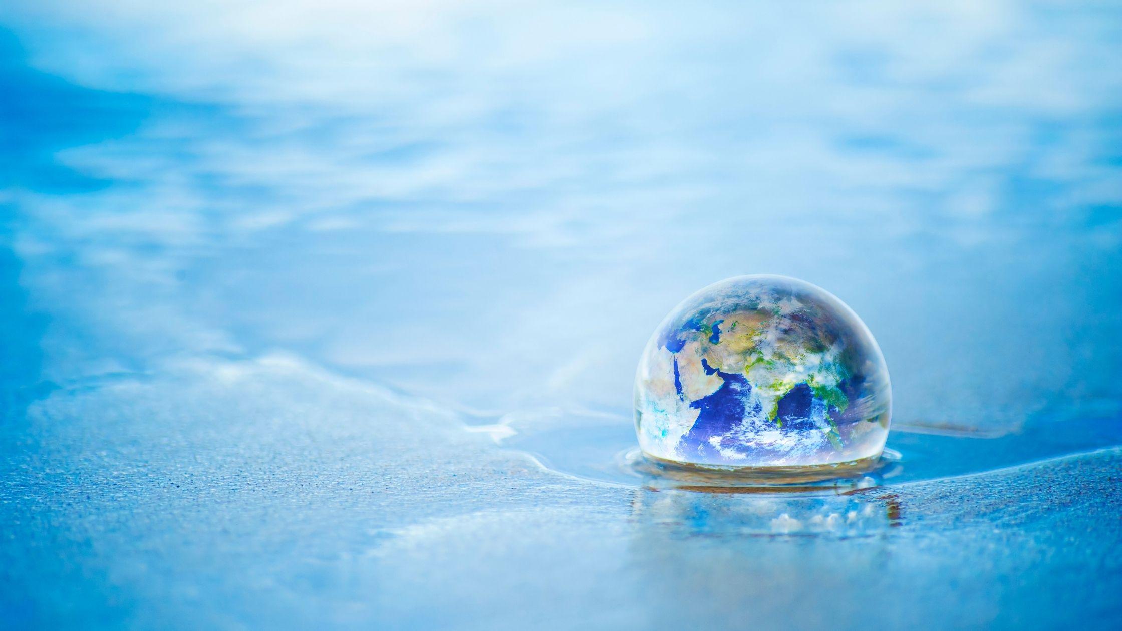 Datos interesantes sobre el agua que seguro no conocías